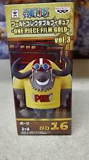ONE PIECE WCF FILM GOLD Vol. 3 PORK FIGURA FIGURE 16 NEW NUEVA