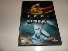 DVD  Riddick - Chroniken eines Kriegers / Pitch Black