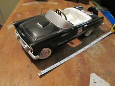 Gearbox  1955 Ford thunderbird  Pedal driven Car DieCast Model  display no box