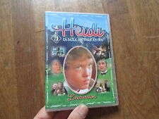 DVD SERIE TV HEIDI tome 9 l excursion  NEUF SOUS FILM
