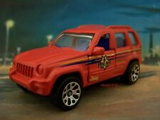 Matchbox Jeep Liberty police Patrol 1:62 scale package fresh P