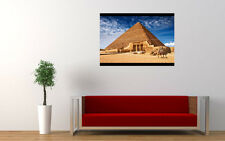PYRAMIDS EGYPT NEW GIANT LARGE ART PRINT POSTER PICTURE WALL