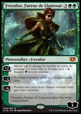 MAGIC Freyalise, Fureur de Llanowar Commander 2014 VF NEARMINT PLANESWALKER MTG