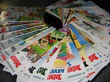 Asterix und Obelix 1 - 36 komplett - + 1 Sonderband + Kartenspiel + Briefmarken