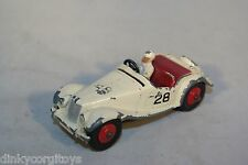 DINKY TOYS 108 MG M.G. MIDGET SPORTS CAR WHITE EXCELLENT CONDITION