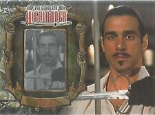 """Complete Highlander - W5 """"The Wanderer"""" Cel Card"""