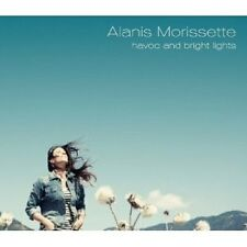 ALANIS MORISSETTE - HAVOC AND BRIGHT LIGHTS  CD+++++++++14 TRACKS+++++ NEU