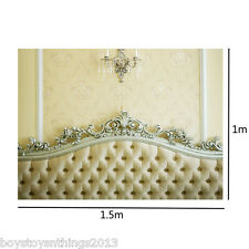 5x3ft 1x1.5m Classical Headboard Studio Props Photography Backdrop. UK SELLER