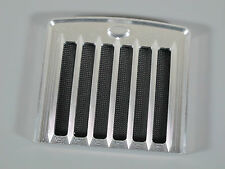 New Front Aluminum Grill Guard plate with mesh insert for Tamiya King Hauler