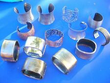 12 pcs retro vintage style wholesale bangles cuffs *Ship From US/Canada*