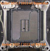 Mainboard /Motherboard CPU Sockel Reparatur socket repair LGA 2011 / 2011-v3