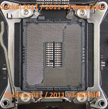 Mainboard /Motherboard CPU Sockel Reparatur socket repair LGA 2011 / 2011-v3