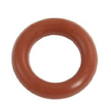 50 Pcs Red Silicone O Ring Seal Washers 10mm x 6mm x 2mm BT