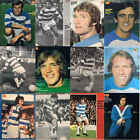 GOAL football magazine retro A4 picture poster Queens Park Rangers - VARIOUS