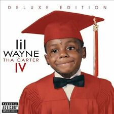 Tha Carter IV [Deluxe Version] [PA] by Lil Wayne (CD, Aug-2011)