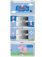 Peppa Pig Vinyl Skin Sticker for Nintendo DSi XL
