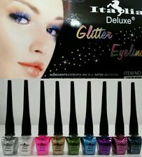Italia Deluxe Glitter Eyeliner Full Set of 9 Color