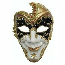 Full Face Venetian Man Mask for Masquerade Fancy Dress Accessory