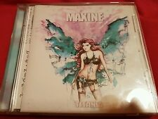 Maxine Titania rare japan CD Madam X  hair metal