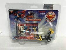 Joe Amato Signed SUPERMAN Top Fuel Nitro Dragster Drag Race Car 1/64 scale