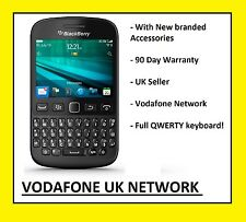 Blackberry 9720, Black + EXTRAS, VERY GOOD CONDITION, Vodafone Network Ref 963/A
