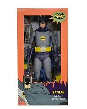 "NECA TV SERIES BATMAN (1966) 1/4 SCALE 18"" INCH ADAM WEST ACTION FIGURE NEW"