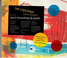"The Fireman "" Paul McCartney & Youth"" - Electric Arguments, CD Neu"