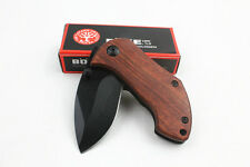NEW HQ Mini Cute Folding Pocket Knife Sharp Outdoor Survival Rescue with Clip