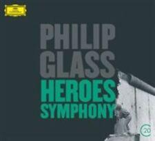 Philip Glass: Heroes Symphony (CD, Aug-2014, DG Deutsche Grammophon)