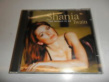 CD  Shania Twain - The Woman in Me