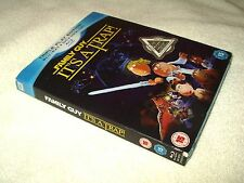 Blu Ray Movie Family Guy: Its A Trap Triple Play with DVD with card slipcover