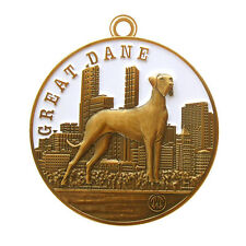 Great Dane ID Tag / Keychain AG Tags4tails