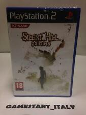 SILENT HILL ORIGINS - SONY PS2 PLAYSTATION 2 - NEW PAL VERSION
