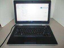 Dell Latitude E6430 Core i5-3320M-2.60GHz 4GB 160GB Windows 10 Pro NEW BATTERY