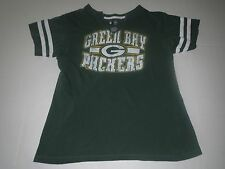 Women's Green Bay Packers NFL T-shirt Jersey XL