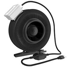VIVOSUN 6 Inch 440 CFM Duct Inline Fan with Variable Speed Controller