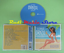CD ULTIMATE BRASILIAN CHILLOUT compilation 2014 TAMBA TRIO CARVALHO CAYMMI (C28)