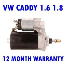 VW CADDY 1.6 1.8 PICKUP 1983 1984 1985 1986 1987 1988 - 1992 RMFD STARTER MOTOR