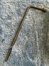 Primitive Classic Tire Iron - Socket Wrench / Pry Bar