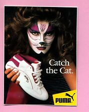 Aufkleber -- Sticker -- Puma -- Catch the Cat -