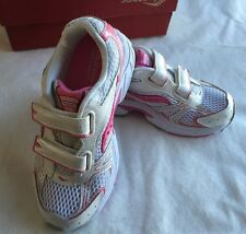 SAUCONY GRIO COHESION 4 Girls Athletic Shoes S 2 M (orig. price $47.00)
