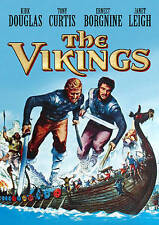 THE VIKINGS DVD - SINGLE DISC EDITION - NEW UNOPENED - KIRK DOUGLAS