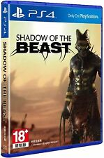 Shadow of the Beast HK Chinese/English subtitle Version PS4 NEW