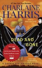 Sookie Stackhouse/True Blood: Dead and Gone 9 by Charlaine Harris - BRAND NEW