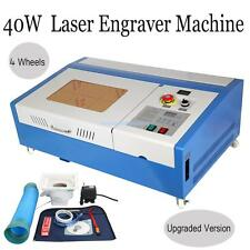 CNC co2 40w Router Graviermaschine Loop Macchina 300x200mm LASER ENGRAVER