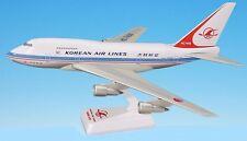 Flight Miniatures Korean Airlines Boeing 747SP Desk Display 1/200 Model Airplane