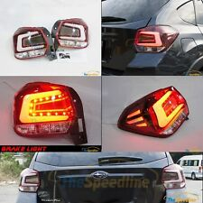 11 12 13 14 15 SUBARU XV CROSSTREK Impreza Sport Wagon HB CR LED TAIL LIGHTS