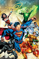 DC COMICS POSTER PRINT - JUSTICE LEAGUE - BUY 2 GET 1 FREE