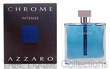 Treehousecollections: Azzaro Chrome Intense EDT Perfume Spray For Men 100ml