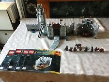 Lego The Lord Of The Rings 9474 The Battle of Helm's Deep 100% Complete